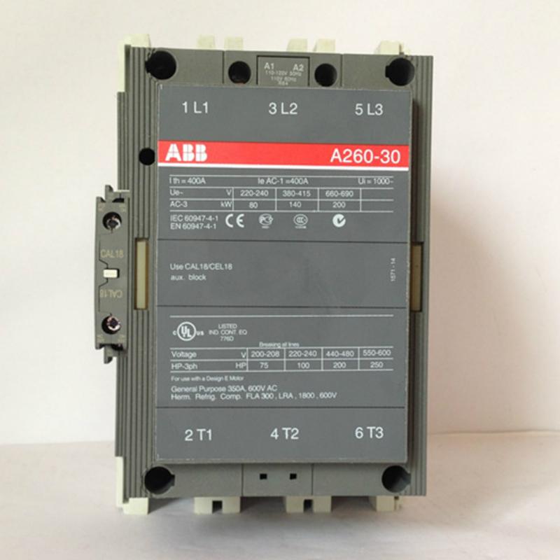 abb交流接触器a9-30-10/220v