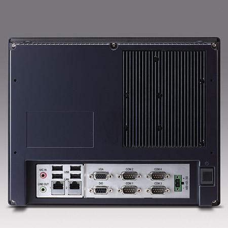 安装方式兼 工业平板电脑 容面板型壁挂式VESA标准支撑臂等