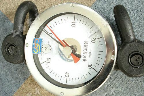 机械式油田专用拉力测量表