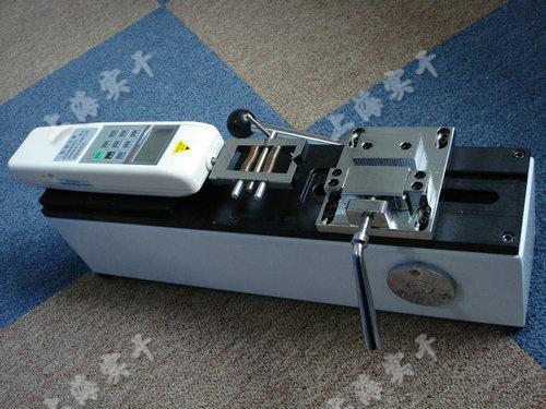 线缆端子铆接拉力试验机