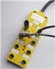 M12接线盒|上海M12防水接线盒生产厂家