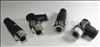 M12连接器 上海M12连接器四针四孔直头生产厂家