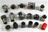 M12插座|上海六方法兰M12插座|上海板前安装M12插座生产厂家